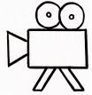 Zeichnung Kamera Copyright Wiebke Trunk