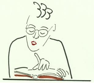 Zeichnung Autorin