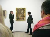 Kunst kontrovers Schlagabtausch Wiebke Trunk und Adrienne Braun im Kunstmuseum Stuttgart