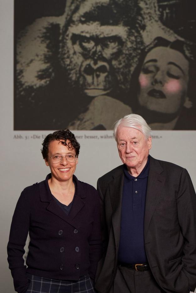 Alexander Kluge Interview Künstler Ausstellung WKV Stuttgart